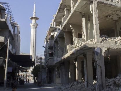В Совбезе ООН обсудили доклад о применении химоружия в сирийской Думе