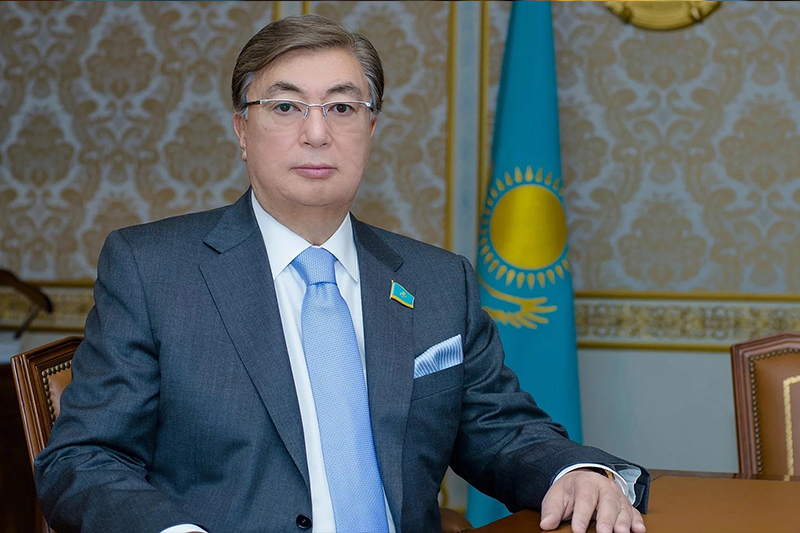 Kazakistan'da Cumhurbaşkanlık Görevini Geçici Olarak Kasım-Comart Tokayev Üstlenecek