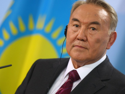 Нұрсұлтан Назарбаевтың Қазақстан халқына үндеуі