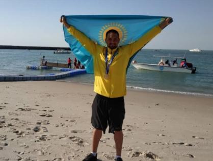 Виталий Худяков стал чемпионом Азии на дистанции 10 километров