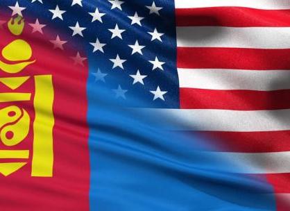 Командующий ВВС Монголии посетил США для переговоров по «airman-to-airman»