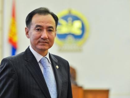 Министр иностранных дел Монголии принял посла Венгрии