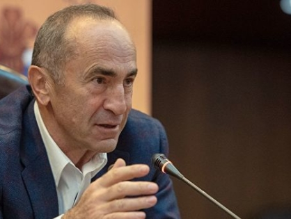 Назарбаев направил письмо арестованному экс-главе Армении Кочаряну