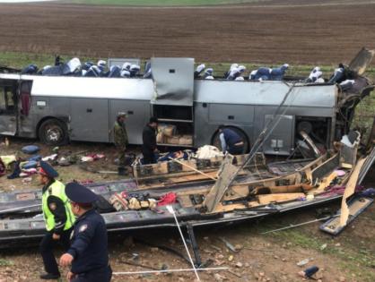 Видео с места трагедии в Жамбылской области / +25