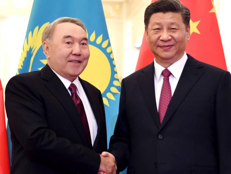 Назарбаев: Китай - это не только сосед, но и близкий друг Казахстана