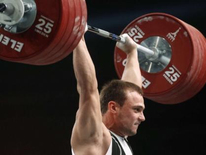 Чемпионат Азии по тяжелой атлетике принес Казахстану три бронзовые медали