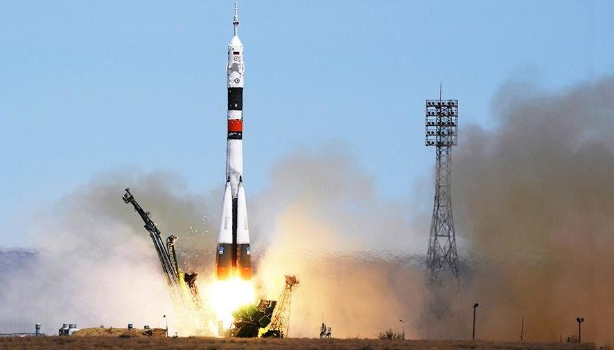 С Байконура запустят самый мощный российский спутник связи