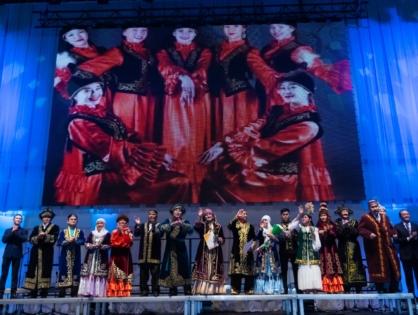 Сибирский центр казахской культуры «Молдир» празднует 30-летний юбилей