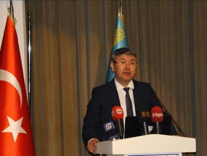 Казахстан и Турция продолжат сотрудничать на всех уровнях