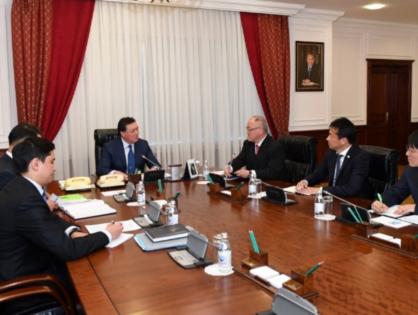 Казахстан и Япония обсудили развитие торгово-экономического сотрудничество