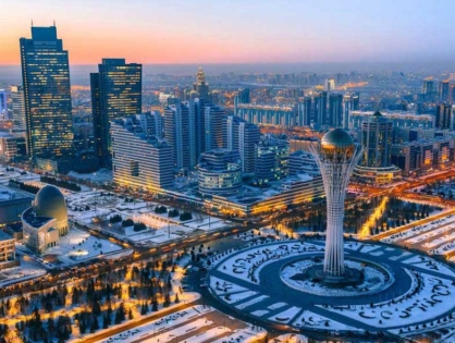 Ekonominin Aktörleri 12. Astana Ekonomik Forumu'nda Buluşacak