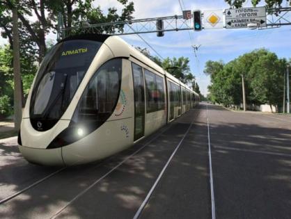 В Алматы LRT запустят в 2023 году