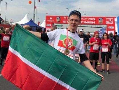 Татарский активист пробежит 200 км от Казани до Булгара, в честь юбилея Золотой Орды