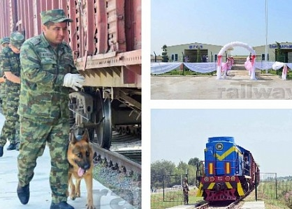 Узбекистан и Казахстан соединил новый стыковочный пункт