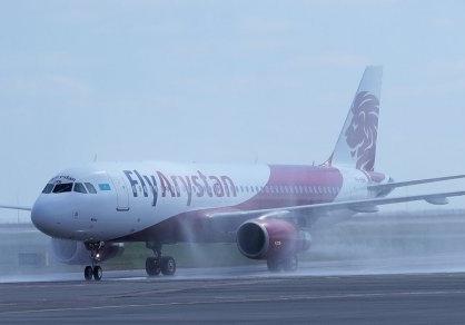 У самолета FlyArystan отказал двигатель - СМИ