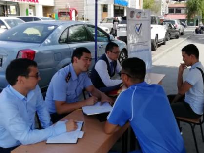 Антикоррупционная приемная открыта в Алматы