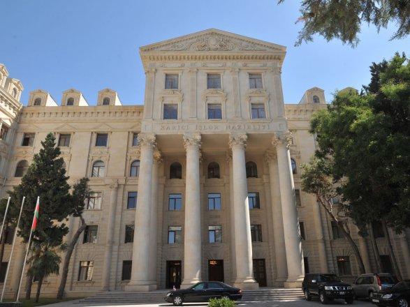 МИД Азербайджана: Нет понятия «народ Нагорного Карабаха»