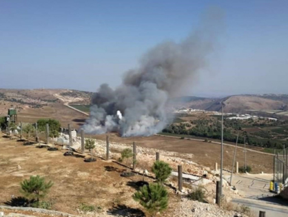 Израиль и Ливан обменялись ударами