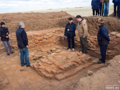 Руины мавзолеев времён Золотой Орды обнаружили археологи в СКО