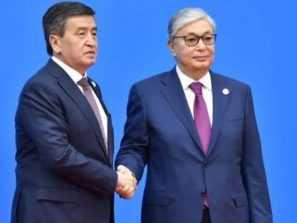 Жээнбеков: Қырғызстан-Қазақстан қатынасы жаңа сапалы деңгейге көтеріледі