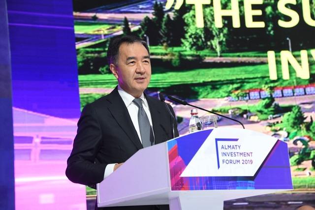 Оңтүстік астанада Almaty Investment Forum-2019 жұмысын бастады