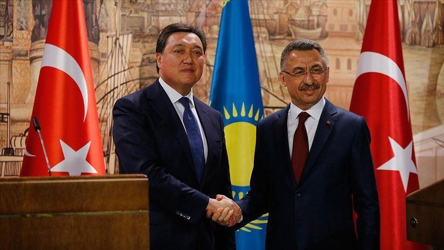 Турция и Казахстан подписали соглашения на 1,4 млрд долларов