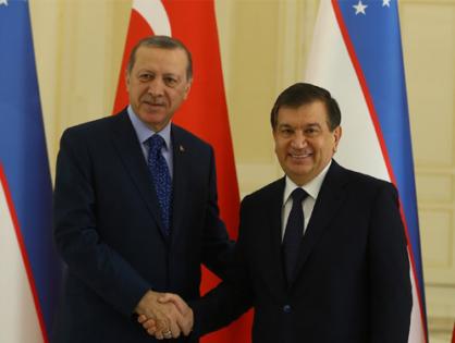 Турция и Узбекистан углубляют стратегическое партнерство