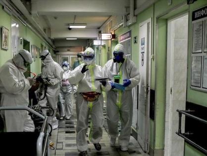 Число умерших из-за коронавируса в России превысило 8100