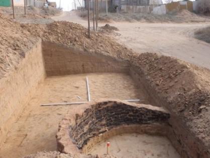 Астрахань қаласы маңынан Алтын Орда дәуіріне қатысты тың олжалар табылды