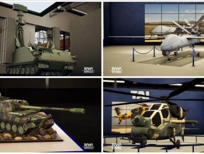 Новинки оборонпрома Турции представят на виртуальной выставке SAHA EXPO