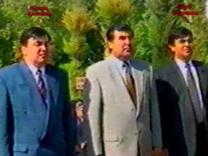 Опубликованы редкие кадры покушения на президента Таджикистана Эмомали Рахмона. Видео