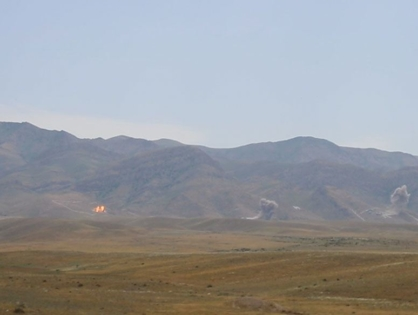 В результате артиллерийского обстрела вооруженными силами Армении в направлении Товузского района погиб мирный житель