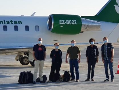 ВОЗ посоветовала Туркменистану принять меры, «как в случае циркуляции COVID-19»