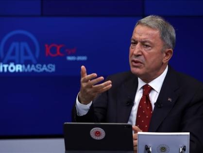 Турция полна решимости отстаивать интересы в регионе