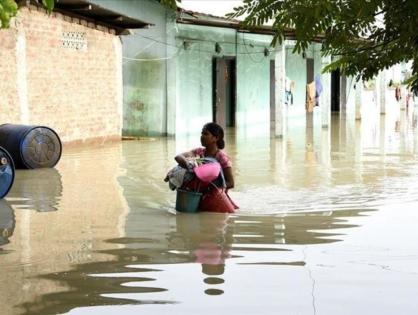 Муссонные дожди в Индии унесли жизни 20 человек