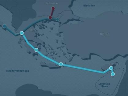 АНАЛИТИКА - Проект EastMed - часть плана давления на Турцию в Средиземноморье