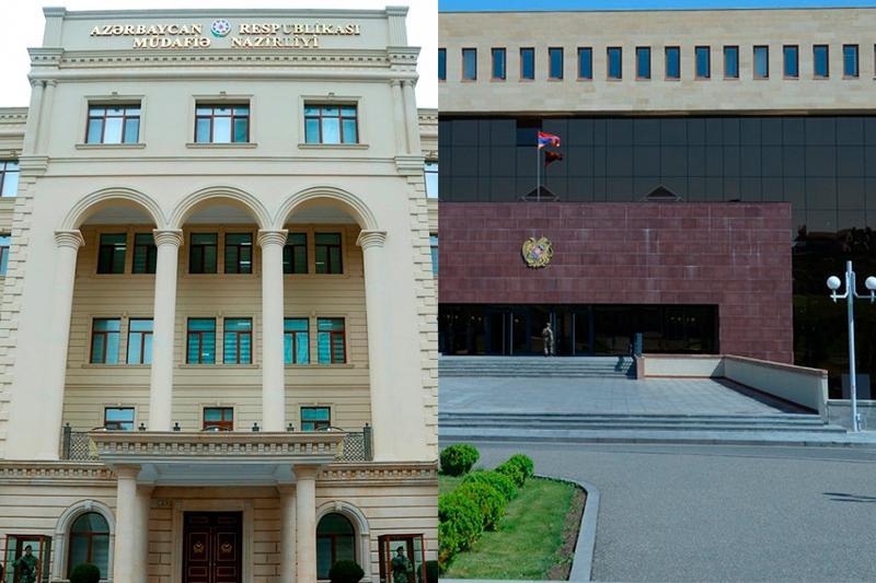 Азербайджан и Армения заявили об эскалации ситуации в Нагорном Карабахе