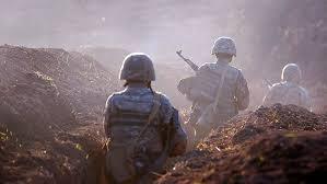 Армянские вооруженные силы совершили масштабные провокации по всей протяженности фронта