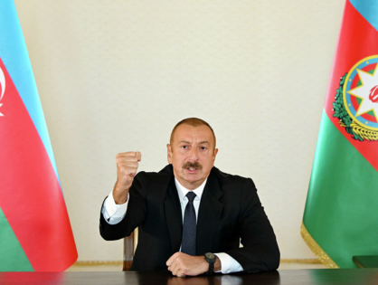 Основные тезисы из обращения Президента Ильхама Алиева