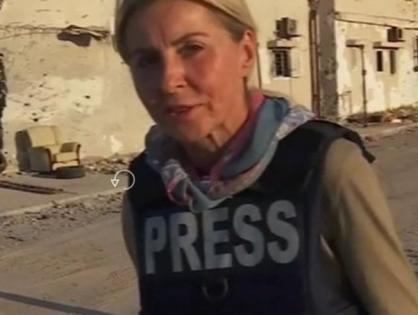 Армяне угрожают обезглавить французскую журналистку, подготовившую репортаж из Азербайджана - ФОТО/ВИДЕО