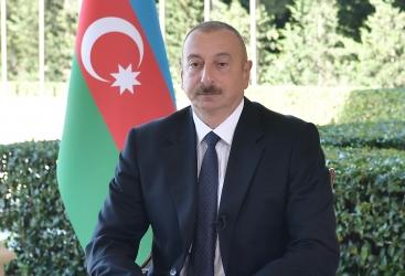 Президент Азербайджана: Армения проигрывает бой и чтобы остановить нас, совершает военные преступления против гражданского населения