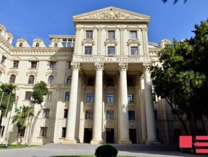 МИД Азербайджанской Республики: Оставаться безучастным к военным преступлениям равносильно подстрекательству! - ЗАЯВЛЕНИЕ