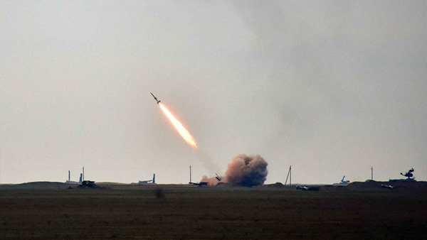 Баллистические ракеты в направлении трех районов Азербайджана запущены утром 22 октября