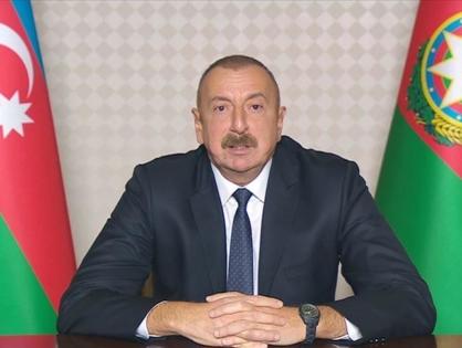 Ильхам Алиев: Азербайджан освободил город Губадлы