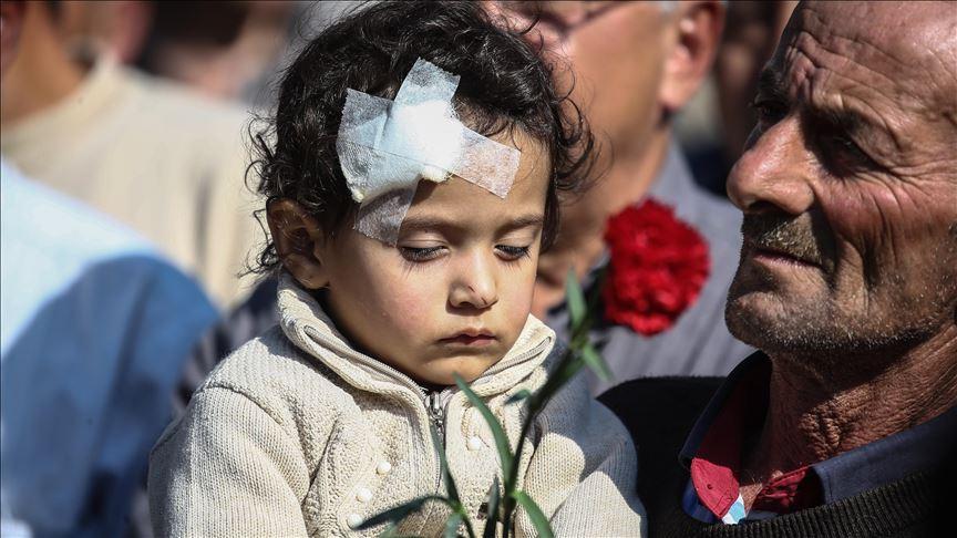 ВС Армении за годы режима прекращения огня убили в Азербайджане 35 детей