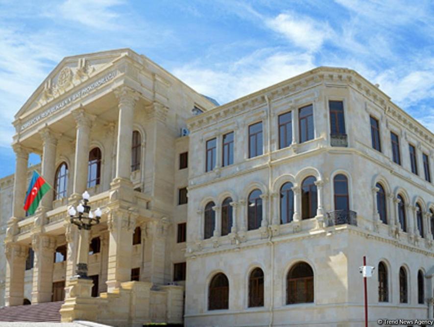 По факту ракетного обстрела Арменией города Барда возбуждено уголовное дело