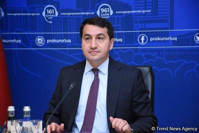 Ракетный удар Армении по Нахчывану демонстрирует ее намерение расширить географию конфликта - Хикмет Гаджиев
