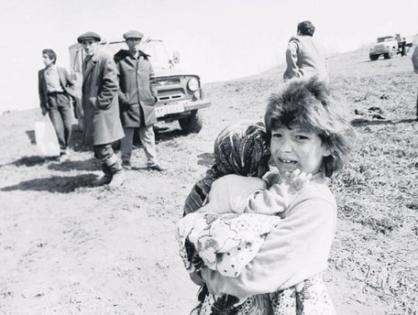 Дети Ходжалинского геноцида написали письмо Путину, Трампу и Макрону
