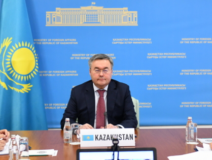 Страны Центральной Азии и Индия углубляют сотрудничество