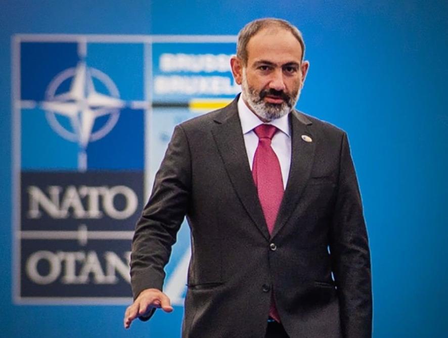 Пашинян, получивший мандат на реализацию плана Сороса, отворачивается от Москвы - направление - Европа